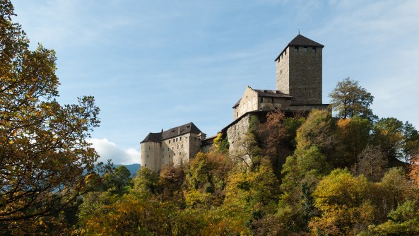 Castles in South Tyrol