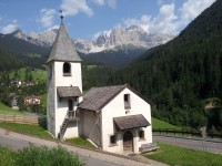 The short tour of the Dolomites